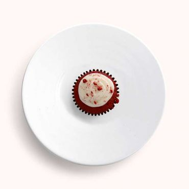 Red Ruby Petit Four