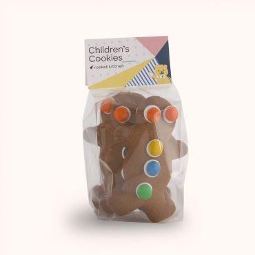 Gingerbread Man 4 Pack