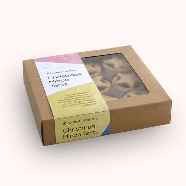Christmas Mince Tarts - 9 pack