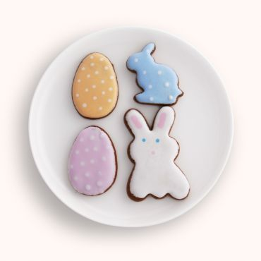 Easter Rabbit Cookie Mix
