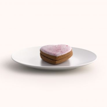 Belgium Heart Cookies