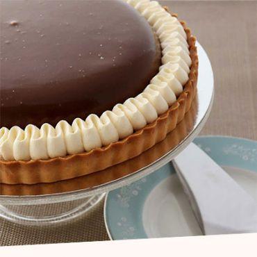 French Chocolate Tart