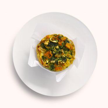 Thai Vegetable Bake