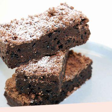 Chocolate Crumble Slice