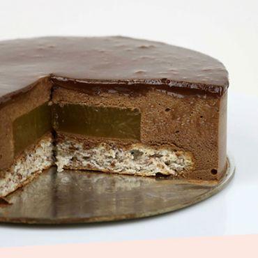 "6"" Chocolate Passionfruit Dessert"