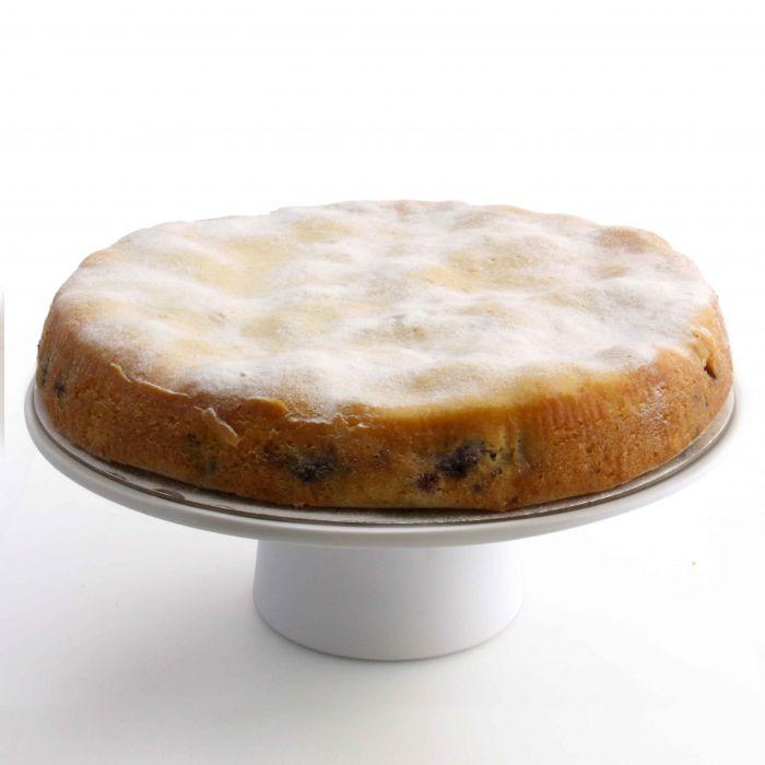 Blueberry Mascarpone Torte