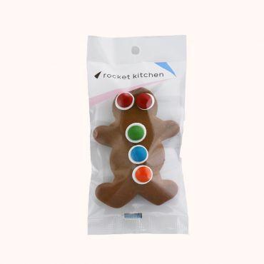 Gingerbread Men Single Cookie