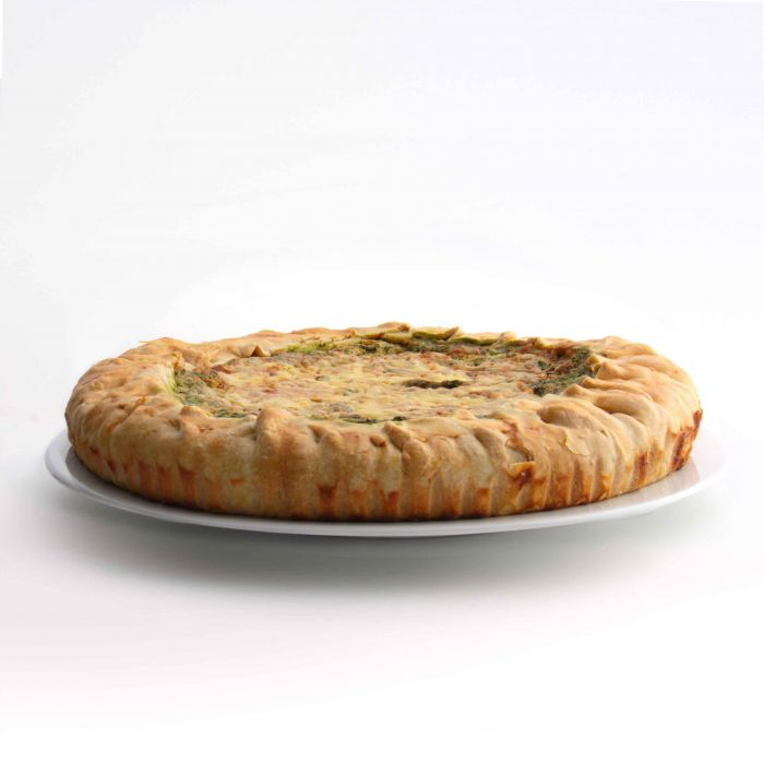 Spinach & Cheese Rustica