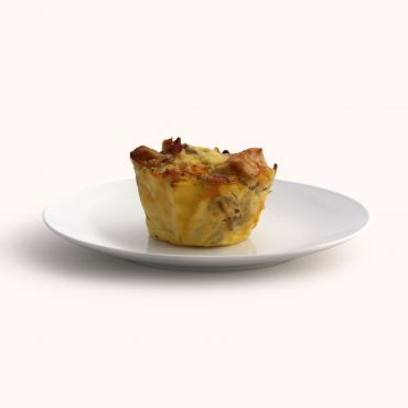 Cheesy Potato & Bacon Bake